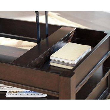 Журнальный столик трансформер Barilanni T934-9