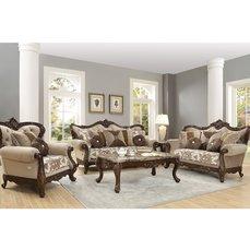 Комплект мягкой мебели 1701-3D-2D-1D