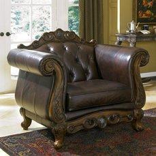 Кресло Weschester-Truffle 5657-1D