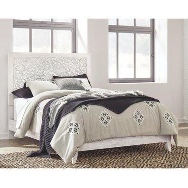 Деревянная кровать Paxberry B181-54-57 Queen