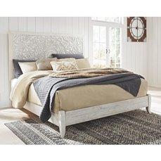 Деревянная кровать Paxberry B181-56-58 King