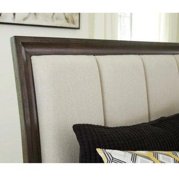Деревянная кровать Brueban B497-54S-57-96 с ящиками QUEEN