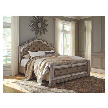 Деревянная кровать Birlanny QUEEN B720-54-57-96