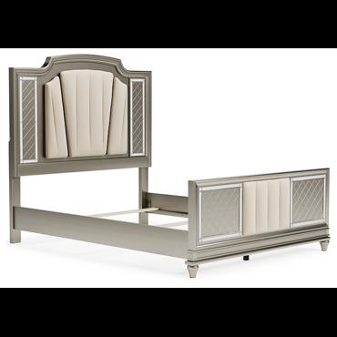 Двуспальная кровать Chevanna B744-54-57-96 QUEEN