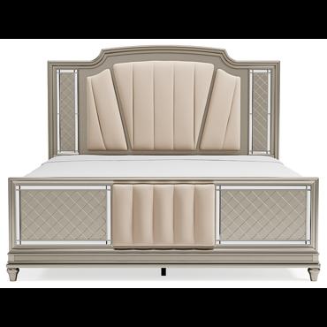 Двуспальная кровать Chevanna B744-56-58-97 KING