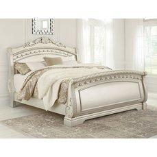 Деревянная кровать Cassimore B750-176-178-179 King