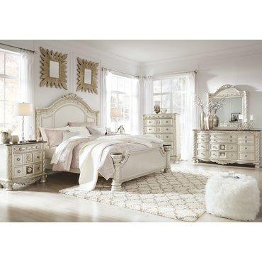 Деревянная кровать Cassimore B750-56-58-97 King