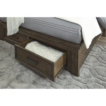 Двуспальная кровать Johurst B762-54S-57-96S QUEEN