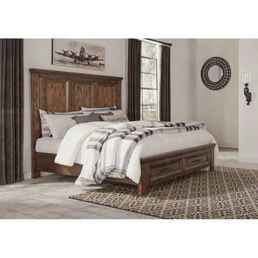 Двуспальная кровать Royard B765-56S-58-97 KING