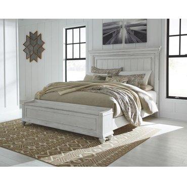 Деревянная кровать Kanwyn B777-54-57-96 Queen