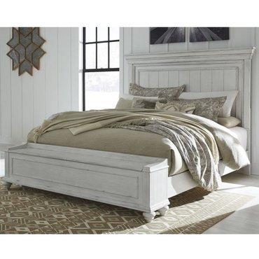 Деревянная кровать Kanwyn B777-56-58-97 King