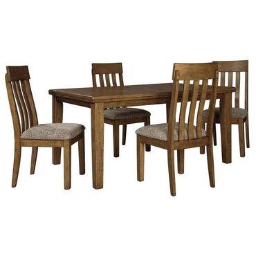 Комплект для столовой Flaybern D595-01-35 4 стула