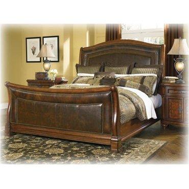 Деревянная кровать Nottingdale B625-56-58-97 KING