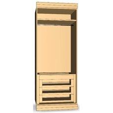 Шкаф для гардеробной комнаты 23-01