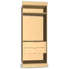 Шкаф для гардеробной комнаты 23-10