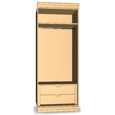 Шкаф для гардеробной комнаты 23-18