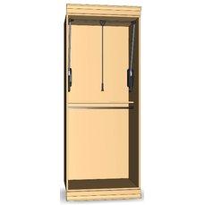 Шкаф для гардеробной комнаты 23-19