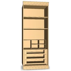 Шкаф для гардеробной комнаты 23-02