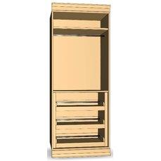 Шкаф для гардеробной комнаты 23-20