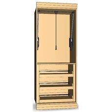 Шкаф для гардеробной комнаты 23-21