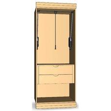 Шкаф для гардеробной комнаты 23-22