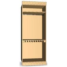 Шкаф для гардеробной комнаты 23-23