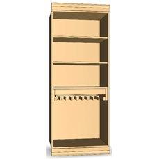 Шкаф для гардеробной комнаты 23-04