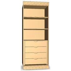Шкаф для гардеробной комнаты 23-06