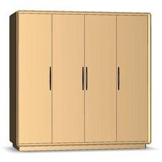 Шкаф для одежды 4Д МОДЕНА