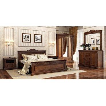 Кровать деревянная ГАЛИЦИЯ Queen