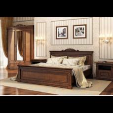 Кровать деревянная ГАЛИЦИЯ King