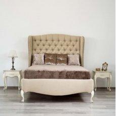Кровать деревянная ЖЕНЕВА Queen