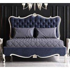 Кровать деревянная ЖЕНЕВА Премиум King