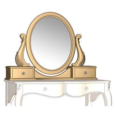Зеркало овальное 2Ш ЖЕНЕВА
