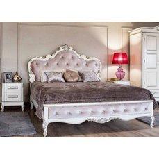 Кровать деревянная низкое изножье ИМПЕРИЯ Queen