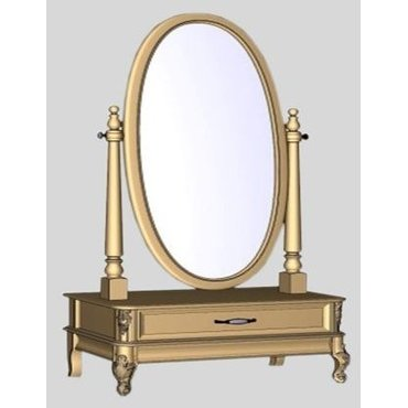 Зеркало ИМПЕРИЯ вращающееся