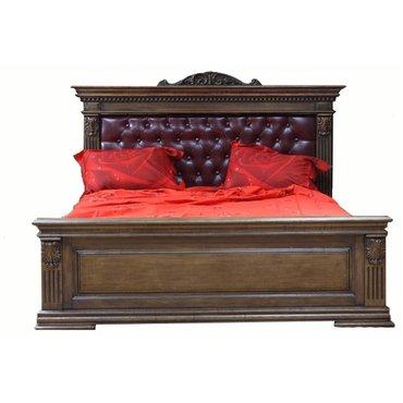 Кровать деревянная КАРОЛИНА King