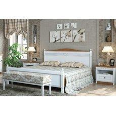 Кровать деревянная Портал МАРСЕЛЬ Queen