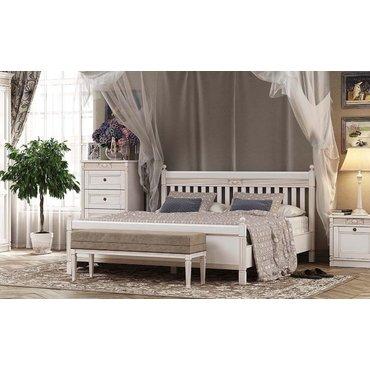 Кровать деревянная Галерея МАРСЕЛЬ Queen