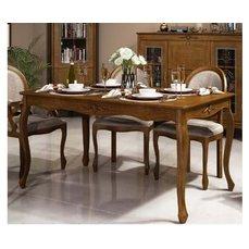 Стол обеденный раскладной ПАЛЕРМО с фигурными царгами