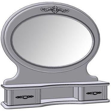 Зеркало овальное 2Ш ПАЛЕРМО
