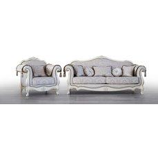 Комплект мягкой мебели СИЛЬВИЯ 3+1