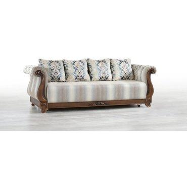 Комплект мягкой мебели ЧАРДАШ ЕВРО 3+1