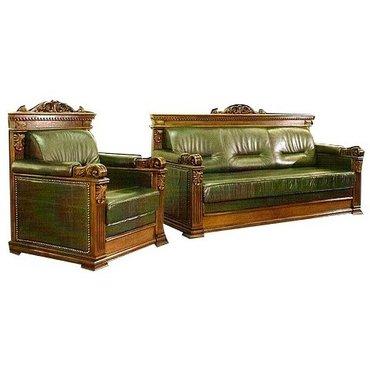 Комплект мягкой мебели ЛЕМБЕРГ 3+1