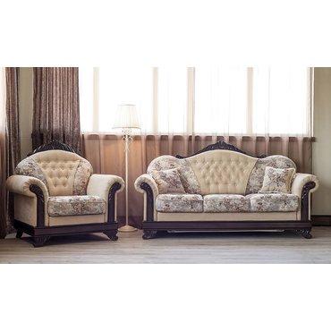 Комплект мягкой мебели ТАНГО 3+1