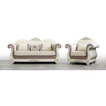Комплект мягкой мебели ЧАРДАШ 3+1