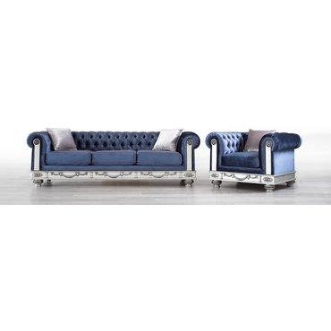 Комплект мягкой мебели МАНЧЕСТЕР 3+1