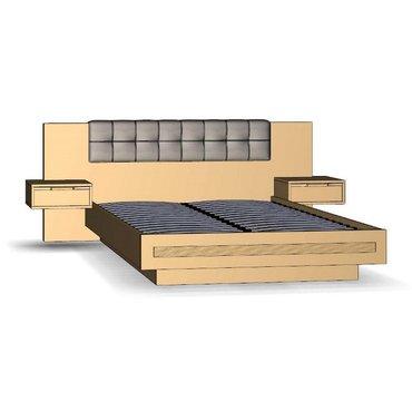 Кровать деревянная ПРАЙМ СТУДИО King