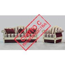 Комплект мягкой мебели ГАЛИЦИЯ 3+1