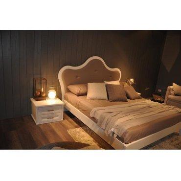 Комплект для спальни из натурального дерева DSC